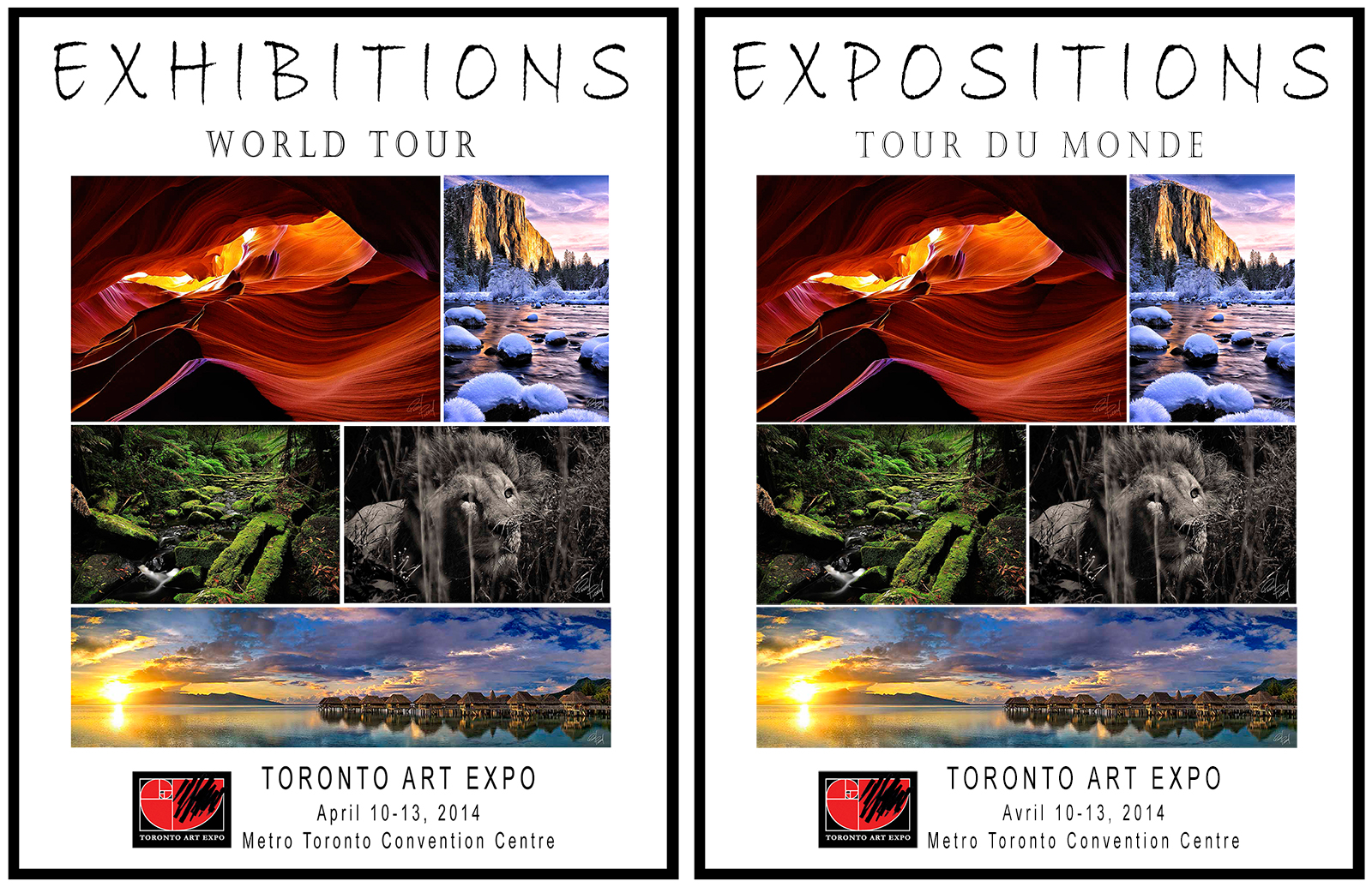 EXHIBITONS-EXPOSITION TAE